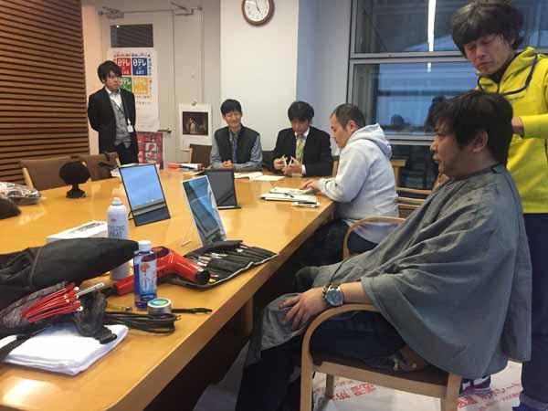 スクール革命カツラ日本テレビ1