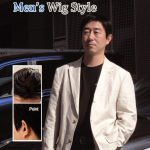 かつらモデル男性ショート髪型022 スキンヘッド・坊主頭