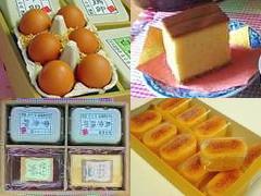 卵の贈り物スイーツギフトセット