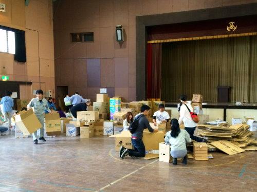 熊本地震2日目5