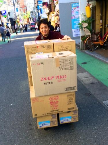 熊本地震3日目1