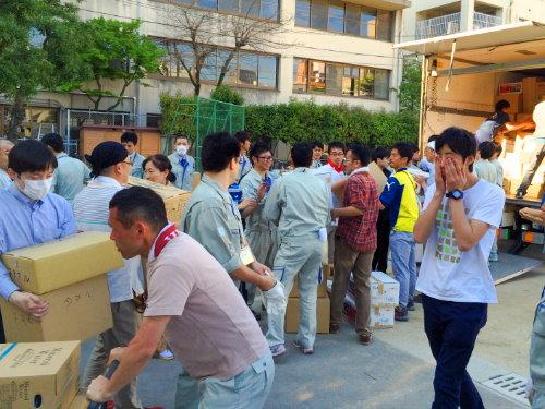 熊本地震3日目6