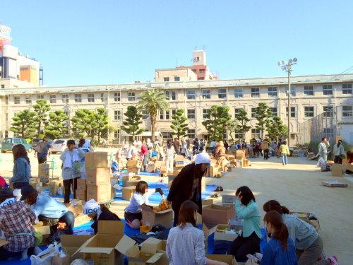 熊本地震3日目8