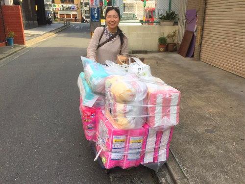 熊本地震4日目1