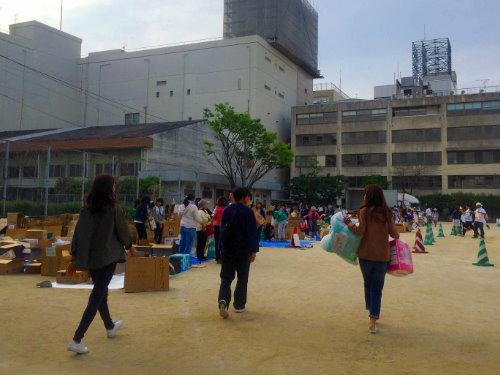 熊本地震4日目3