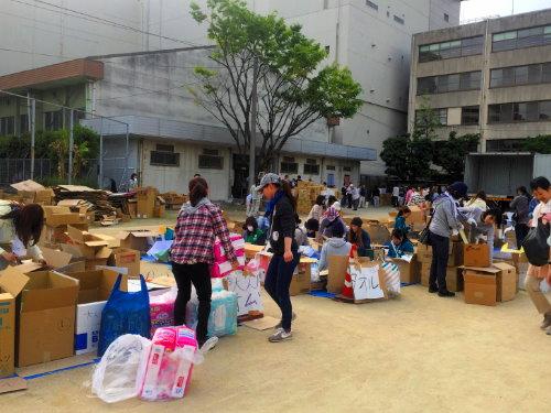 熊本地震4日目5