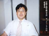 かつらカッティングの日 記念写真