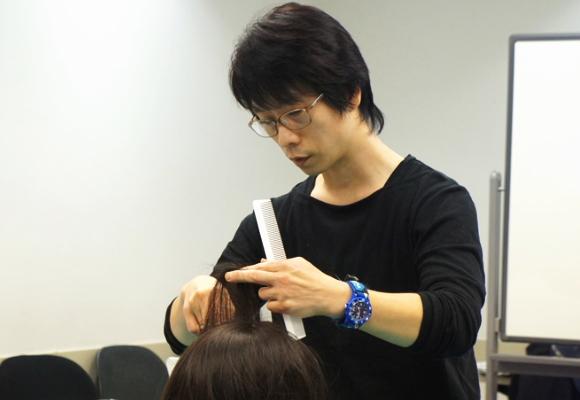 カツラ講習会2015_11