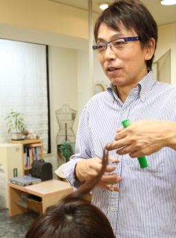 愛知名古屋カツラ販売店カット