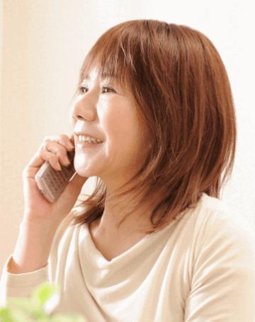 オーダーメイドウィッグ女性ユーザー2髪型スタイル
