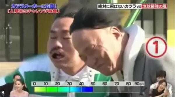 安田大サーカスのクロちゃん
