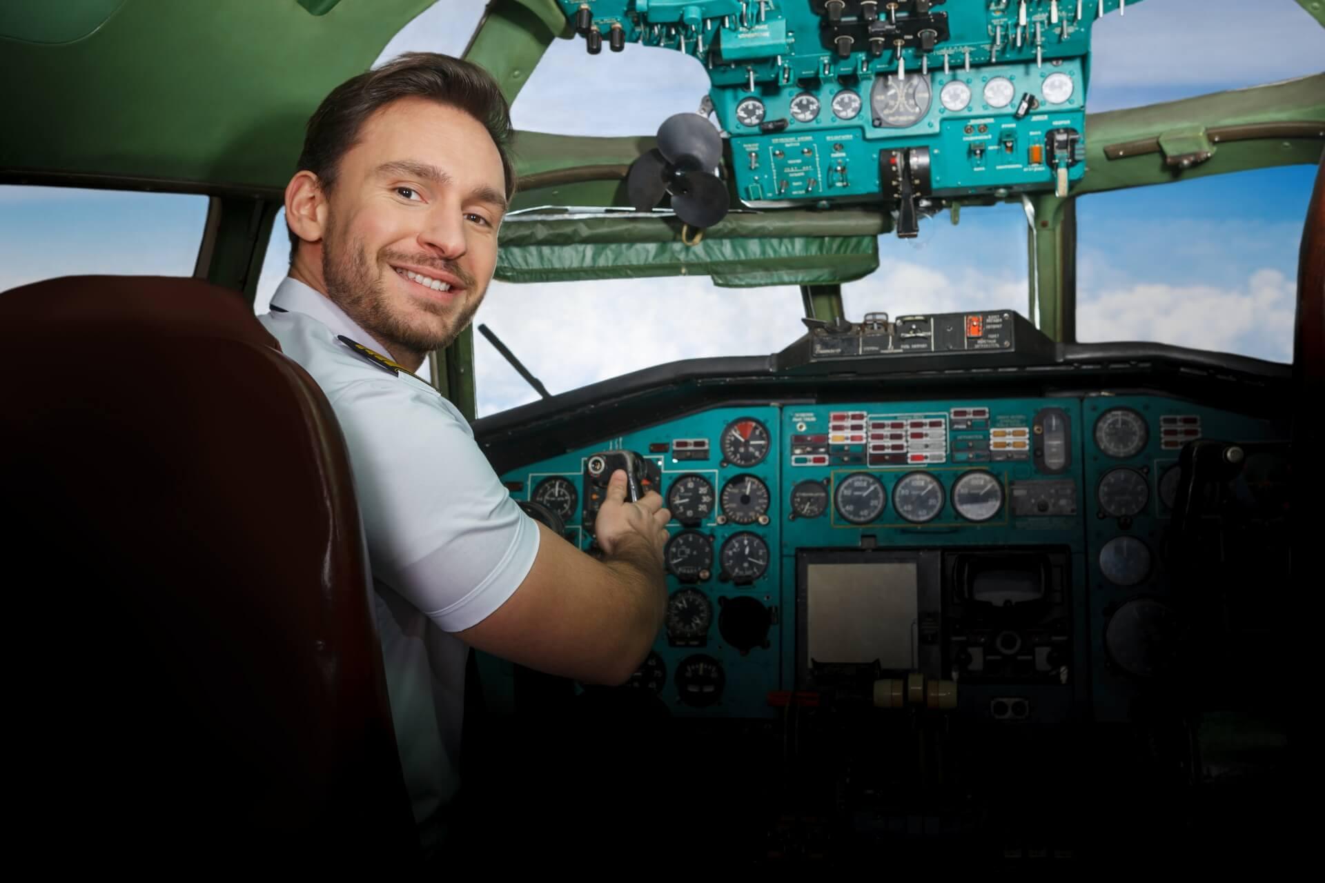 現役パイロットのユーザーさんからのお声