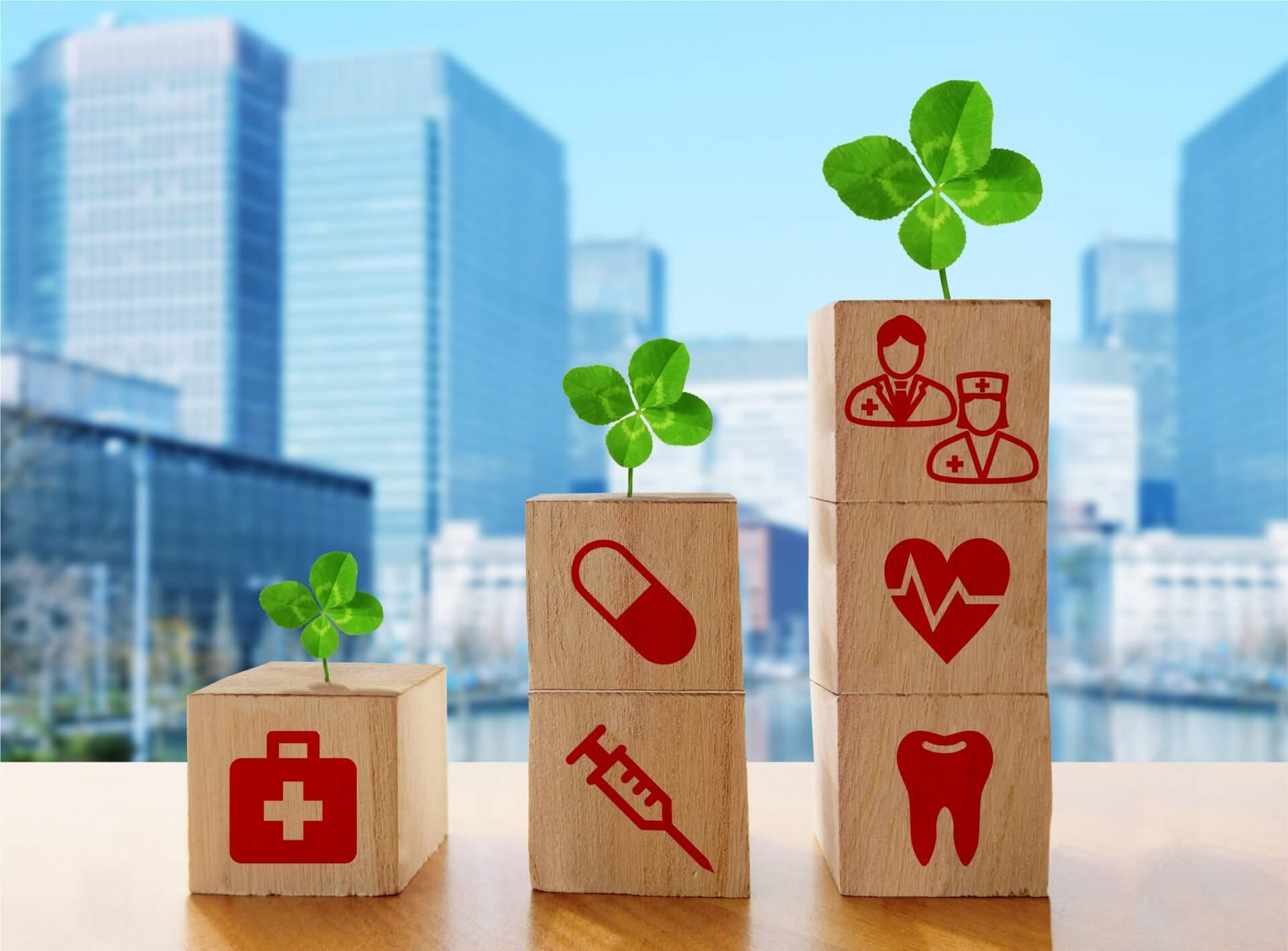 いろいろな健康保険保険
