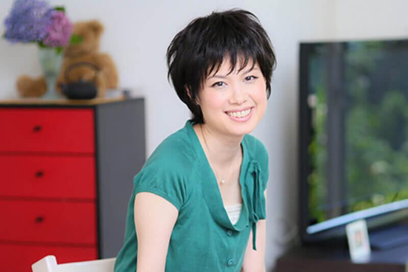 医療用かつら・女性ウィッグ髪型例ピュアショート