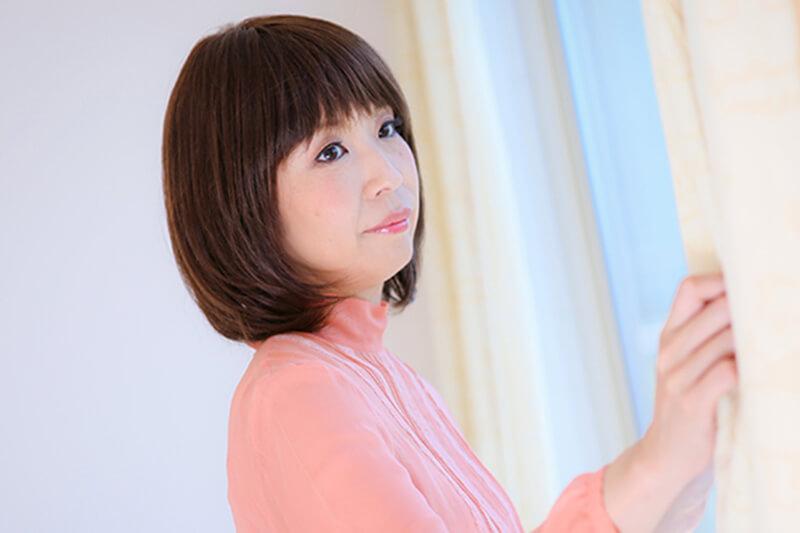 医療用かつら・女性ウィッグ髪型例イノセントシャギーボブ