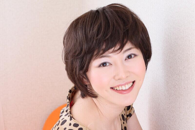 医療用かつら・女性ウィッグ髪型例モードなマッシュショート