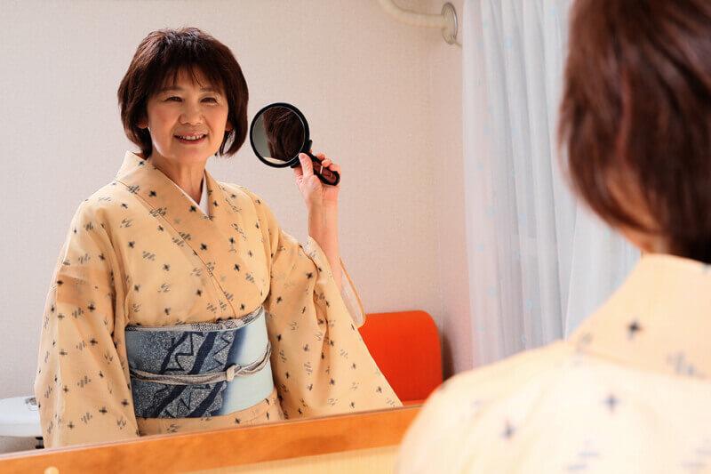 医療用かつら・女性ウィッグ髪型例ハートフルボブ