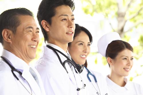 過酷な医療に立ち向かうための、頼れる味方