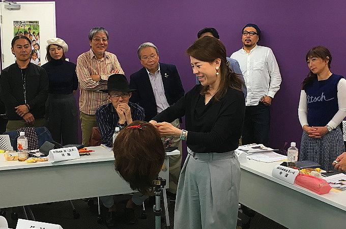 カツラ講習会2017_3