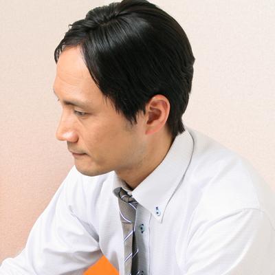 男性かつら髪型008イメージ画像