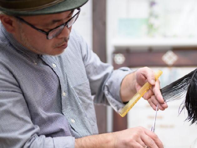 東京・町田かつらウィズ取扱いサロン様子1