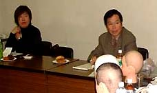 かつら講習会 2001