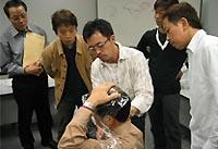 かつら講習会 2004