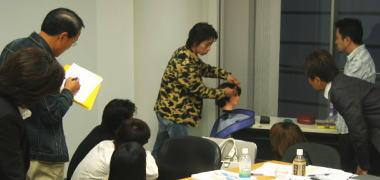 かつら講習会 2006