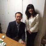 福岡のラジオ番組(KBCパオーン)で紹介されました|2013年10月