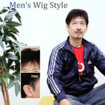 かつらモデルヘアカタログ031|カジュアルな髪型