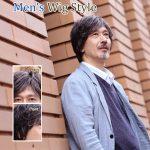 男性かつらロングヘア029|長髪スタイルの髪型