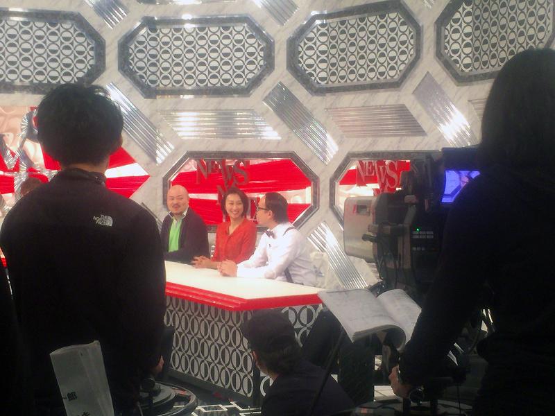 NEWSな2人 かつらに関する番組のコメンテーター