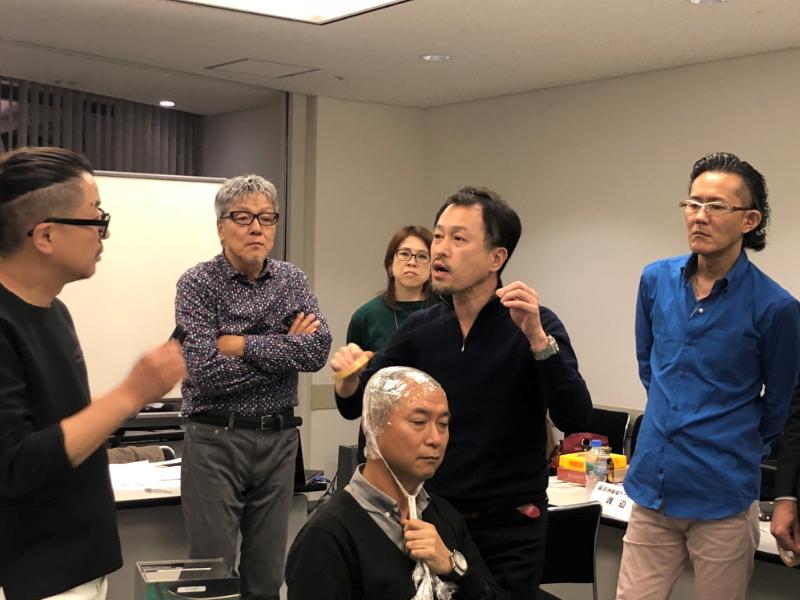 かつら講習会 2018