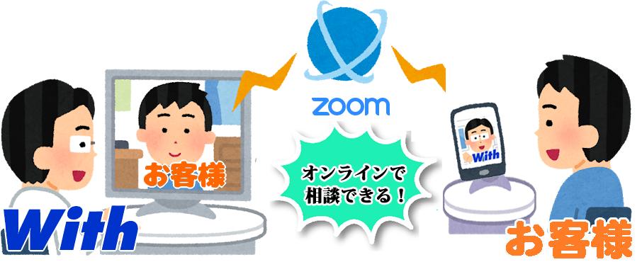ZOOMオンライン相談